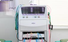 にしの接骨院 干渉波治療器