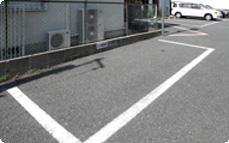 にしの接骨院 専用駐車場
